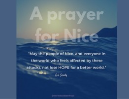 A Prayer For Nice