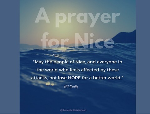 A Prayer For Nice