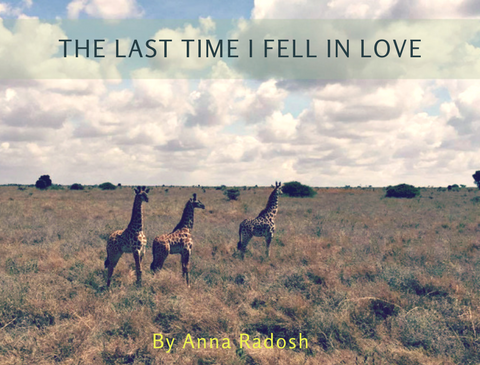 The Last Time I Fell In Love by Anna Radosh